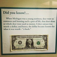 Thank you, Michigan for not only being the best shaped state but for being the most awesome!!