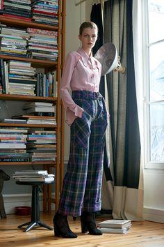 Veronique Leroy - Pre Spring/Summer 2017 Ready-To-Wear New York Fashion Week Live Fashion, Fashion Week, Fashion 2017, Runway Fashion, Fashion Show, Fashion Looks, Fashion Outfits, Couture Fashion, Unique Outfits