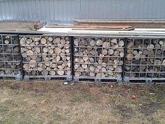 Klece na dřevo