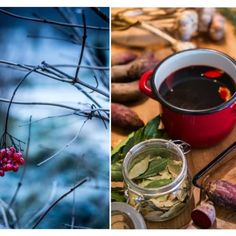 Najlepszy barszcz wigilijny - intensywny, prawie czarny - Agnieszka Maciąg Chocolate Fondue, I Foods, Vegetables, Desserts, Weihnachten, Tailgate Desserts, Deserts, Veggies, Vegetable Recipes