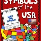 You are receiving a cut and glue activity for teaching US Symbols.  This download includes:  1 sorting sheet 1 answer key  If you need other US Sym...