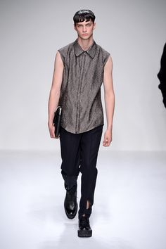 Xander Zhou Spring/Summer 2013