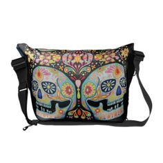 ==>>Big Save on          	Day of the Dead Sugar Skulls Messenger Bag           	Day of the Dead Sugar Skulls Messenger Bag We have the best promotion for you and if you are interested in the related item or need more information reviews from the x customer who are own of them before please follo...Cleck Hot Deals >>> http://www.zazzle.com/day_of_the_dead_sugar_skulls_messenger_bag-210850079342862922?rf=238627982471231924&zbar=1&tc=terrest