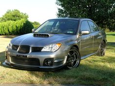 2007 Subaru Impreza WRX STi Owners Manual Download
