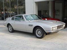 1969 Aston Martin DBS COUPE