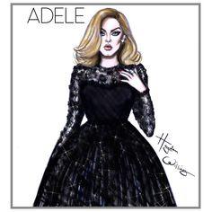 Adele by Hayden Williams