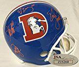 Rod Smith Denver Broncos Autographs