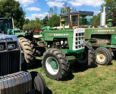 James Ford, Tractors