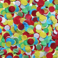 Dissolving Confetti - Buy Round Confetti,Confetti Air Cannon,Compressed Air Confetti Cannon Product on Alibaba.com