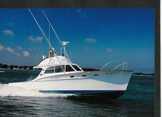 1957 Rybovich Sportfish Speed Boats, Power Boats, Sport Fishing Boats, Shrimp Boat, Classic Yachts, Boat Engine, Water Powers, Cool Boats, Motor Yacht
