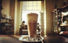 Hot Chocolate with cream and mini marshmallows in the coffeeshop of Parliament Buildings. Open to the public, Mon-Fri: 09:00-16:00, with a giftshop attached.