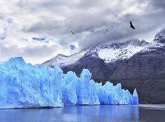 La Patagonia es uno de los lugares más mágicos del planeta. | 27 Imágenes que te harán querer viajar a Chile inmediatamente