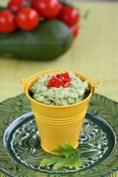 Broccoli and avocado cream