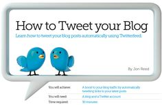 How to Promote Your Blog Via Twitter