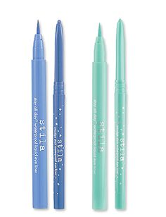 What to Wear When: Pastel Beauty Products You'll Want to Try Easter Weekend - Stila Waterproof Eye Liners from InStyle.com