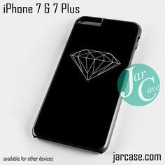 Diamond Original Phone case for iPhone 7 and 7 Plus