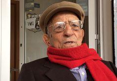104 anni ed ancora con la voglia di cambiare il mondo