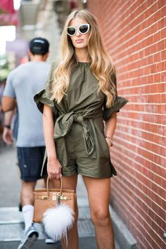 When we think of colors to wear for fall, brown, beige, black, gray and other neutrals usually come to mind. While these are all great to wear during this time of the year, there will always be days when you'll want to wear something else other than...