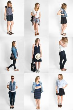 How to make a Capsule Wardrobe work for you, by Andrea Hartman