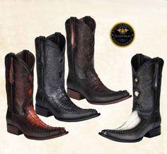 4d63280847 Botas Vaqueras Originales para Caballero El General Cowboy Boots