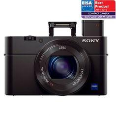 Sony DSC-RX100 III kompaktikamera