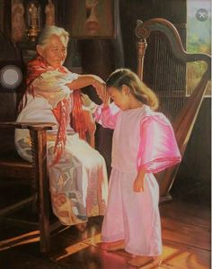 """Teach our children to be respectful. """"Pagmamano"""" a wonderful filipino tradition! Im proud to be a filipino! Filipino Art, Filipino Culture, Armenian Culture, Viking Culture, Russian Culture, Spanish Culture, Polynesian Culture, Filipino Recipes, Philippines Culture"""