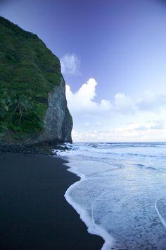 Hawaii Sea Cliff - Marie Glodt Travel to Maui