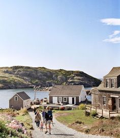 <3. Monhegan Island, Maine: Consider this the ultimate castaway spot: barely one square mile with a population of only 50 or so full-time residents. Thanks to its ruggedly dramatic coastline, the island's been popular with artists since the 1880s and hosts a surprising number of galleries for its size. Should inspiration strike, the Lupine Gallery (207-594-81...