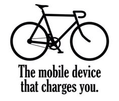 The mobile device that charges you