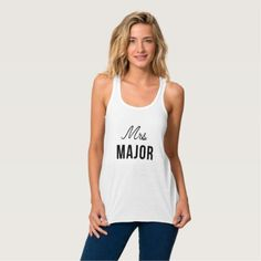 Future Mrs to Be Tank Top - engagement gifts ideas diy special unique personalize