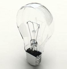 Flat light bulb by designer Joonhuyn Kim