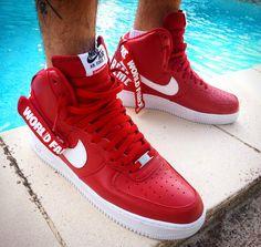 20-Nike Air Force 1 High x Supreme - My Kicks