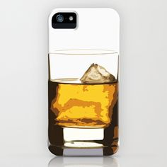 Old Scotch Whiskey iPhone Case by Franco Nico - $35.00