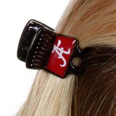 Alabama Crimson Tide 4-Pack Mini Jaw Clips