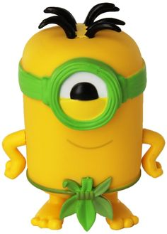 Funko POP Movies: Minions Figure, Au Naturel: These minions are on a mission! now you can bring them home! it's au naturel from the new minions movie! standing 3 inches, this adorable yellow creature is too cute to resist! collect them all! Minion Toy, 3 Minions, Minions Quotes, Funny Minion, New Minions Movie, Funko Pop, Minions Despicable Me, Funny Toys, Vinyl Figures