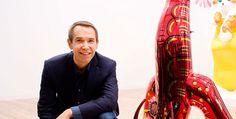 En dix-sept jours seulement, il a battu le record de nombre de visiteurs à une exposition au centre Pompidou, détenu jusqu'à présent par l'illustre peintre Salvador Dali. Il semblerait que son exposition devienne la plus visitée de tous les temps de la galerie parisienne.  @JeffKoonsStudio @centrepompidou #Expo #JeffKoons