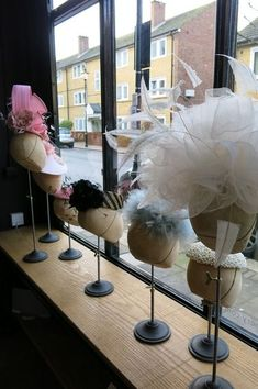 Alexandra Harper Millinery London