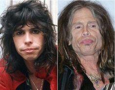 Algunos famosos que no les ha caído bien envejecer