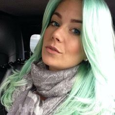 Buy Mystical Mint Pravana Hair Dye - HairCrazy.com