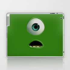 Monster Inc Laptop & iPad Skin Laptop Shop, Monsters Inc, Original Artwork, Ipad, Phone Cases, Canvas, Design, Tela