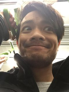 Osric Chau. Kevin Tran, Osric Chau, Supernatural Cast, Cute Guys, Nerdy, Films, Dads, It Cast, Fandoms