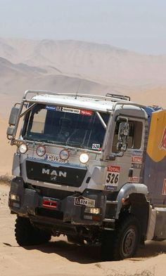 #Rally #Dakar #MAN