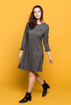 vestidos plus size October