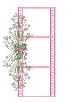Scrapbook Borders, Scrapbook Templates, Scrapbook Paper, Paper Flowers Craft, Flower Crafts, Printable Lables, Printables, Scrapbook Recipe Book, Flower Background Design