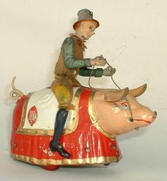 "1904 - 1918 Lehmann ""Paddy & the Pig"""