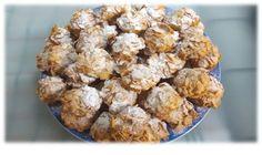 Nun te magnà tutte!: Rose selvatiche del deserto Cannoli, Cauliflower, Cereal, Muffin, Cookies, Vegetables, Caterina, Rose, Breakfast