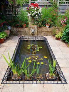 135 best child safety pond covers images in 2019 fairies garden rh pinterest com