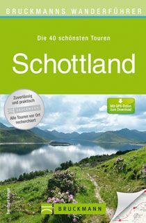 Buch - Bruckmanns Wanderführer Schottland