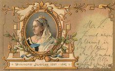 Diamond Jubilee of Queen Victoria (Alexandrina Victoria) (24 May 1819-22 Jan 1901) UK in 1897 | Flickr - Photo Sharing!