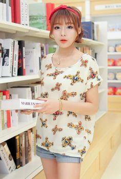 Nhập hàng ÁO THUN NỮ ĐƠN GIẢN NGẮN TAY MÙA HÈ bán sỉ Xem thêm tại http://dathangtaobao.vn/ao-thun-nu-don-gian-ngan-tay-mua/
